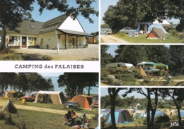 29 - Finistere - LA FORET FOUESNANT -  Camping Des Falaises - La Forêt-Fouesnant