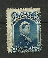 Terre-neuve N°25 Cote 25 Euros - Newfoundland