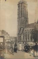 Mechelen :  Foto Kaart  (  Old Car ) - Malines