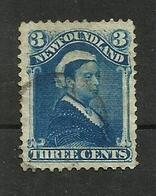 Terre-neuve N°37 Cote 9 Euros - Newfoundland