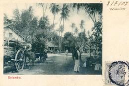 Sri Lanka - Ceylon - Colombo - Sri Lanka (Ceylon)