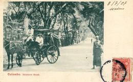 Sri Lanka - Ceylon - Colombo - Skinners Road - Sri Lanka (Ceylon)