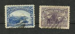 Terre-neuve N°50, 52 Cote 8 Euros - Newfoundland