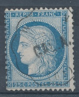 N°60 CACHET CONVOYEUR. - 1871-1875 Ceres