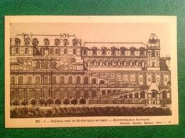 Château Neuf De Saint Germain En Laye - Historia
