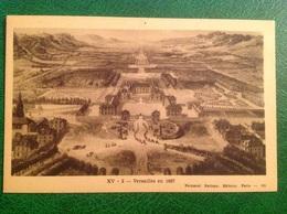 Versailles 1667 - Historia