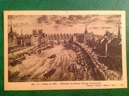 Paris 1650, Notre Dame - Historia