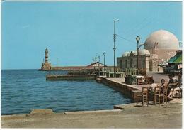 La Canée - Un Coin Du Vieux Port / Canea - A Corner Of The Old Harbour - (Greece) - Phare / Lighthouse - Griechenland