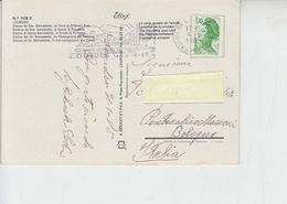 FRANCIA 1985 - Yvert 2318 -su Cartolina - Liberté De Gandon - Covers & Documents