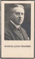 Veurne, Kortrijk, 1936, Marcel Brunein, De Coene - Andachtsbilder