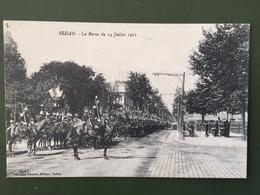 SEDAN-La Revue Du 14 Juillet 1911 - Sedan