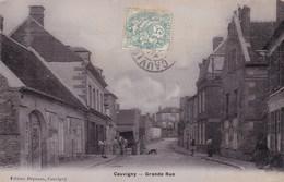 Oise - Cauvigny - Grande Rue - France