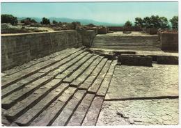 Phaestos - Le Théatre Et L'escalier - The Theatre And The Staircase  - (Greece) - Griekenland