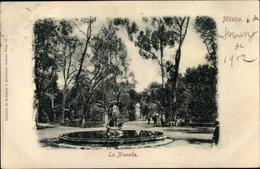 Cp Mexiko Stadt, La Alameda - Messico