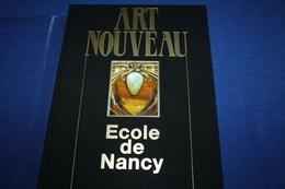 Art Nouveau école De Nancy Numéroté - Art