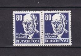 DDR - 1952/53 - Michel Nr. 339 - W.Paar - Postfrisch - 32 Euro - Ungebraucht