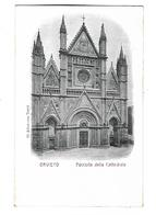 ITALIE---ORVIETO---facciata Della Cattedrale---voir 2 Scans - Italy