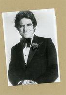 PHOTO PRESSE / ANTHONY NEWLEY Monte Carlo Show 1984 - Personas Identificadas