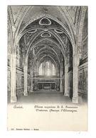 ITALIE----ASSISI---chiesa Superiore Di S. FRANCESCO--i'interno--voir 2 Scans - Italy