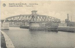 Kapelle-op-den-Bosch  *  Ijzeren Brug - Pont De Fer  (Cappelle-au-Bois) - Kapelle-op-den-Bos