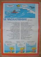 Le Vacanthrope. - Spirou 24 Août 1978. - Jannin Wasterlain Mitacq ... - Spirou Magazine