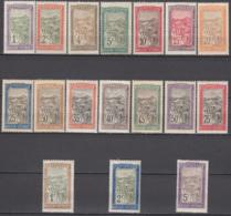 Du N° 94 Au N° 110 - X - ( C 1922 ) - Madagaskar (1889-1960)