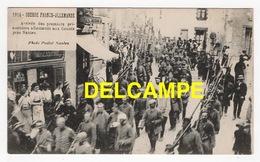 DD / GUERRE 1914 - 18 / 1914 / ARRIVÉE DES PREMIERS PRISONNIERS ALLEMANDS AUX COUETS PRÈS DE NANTES (44) / ANIMÉE - War 1914-18