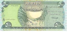 Iraq  P-92  500 Dinars  2004  UNC - Iraq