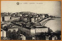 20 / AJACCIO - Vue Générale (années 20) - Ajaccio