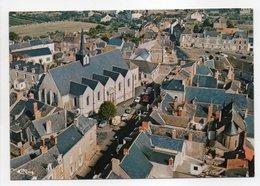- CPSM VARADES (44) - Vue Générale Aérienne - Le Centre Du Bourg - Photo CIM 1086 - - Varades