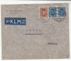 Egypt / Airmail / Holland / K.L.M - Egypt