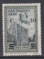 SAN MARINO - Michel - 1942 - Nr 257 - MH* - Saint-Marin