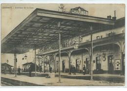 Charmes-Interieur De La Gare - Charmes