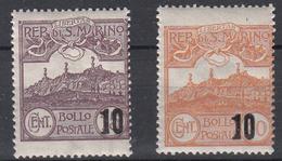 SAN MARINO - Michel - 1941 - Nr 237/38 - MNH** - Saint-Marin