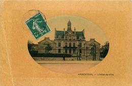VAL D'OISE  ARGENTEUIL   Hotel De Ville - Argenteuil