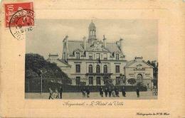 VAL D'OISE  ARGENTEUIL   L' Hotel De Ville - Argenteuil