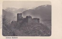 4811137Schloss Boimont. (Verlag B. Peter, Meran 1904.) - Bolzano
