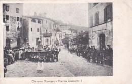 4811158Olevano Romano Piazza Umberto. - Italia