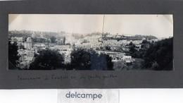 Grande Photo -  Panorama De FOUGERES,  Vu Du Jardin Public   ( Assemblage De 2 Photos) - Lieux