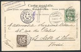 Cascade Du Triftbach - N° 3386 - Voir 2 Scans. - VS Valais
