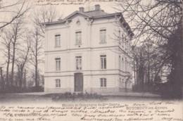Bouchout-lez-Anvers Maison Et Campagne De Mme Geerts Circulée En 1901 - Boechout