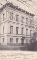 Bouchout-lez-Anvers Maison De Mme Geerts Circulée En 1902 - Boechout