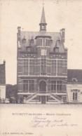 Bouchout-bij-Antwerpen Maison Communale  Circulée En 1901 - Boechout