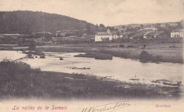La Vallée De La Semois Mortehan Circulée En 1902 - Bertrix