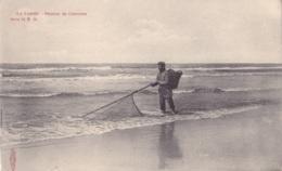La Panne Pêcheur De Crevettes Ed.Albert Sugg Série 41 N° 55 - De Panne