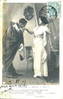 N°2011 T -cpa Werther -acte II -livret De Massenet- - Opera