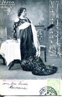 N°2013 T -cpa Tosca -acte II- - Opera