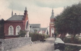 Basse-Wavre Chapelle Saint Joseph Circulée En 1907 - Wavre