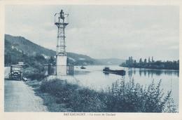 Bas-Caumont - La Route De Duclair - Autres Communes
