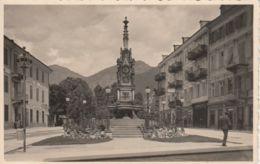 AK - BAD ISCHL - Wirerplatz (Schröpferplatz) Mit Franz-Carl-Brunnen 1938 - Bad Ischl
